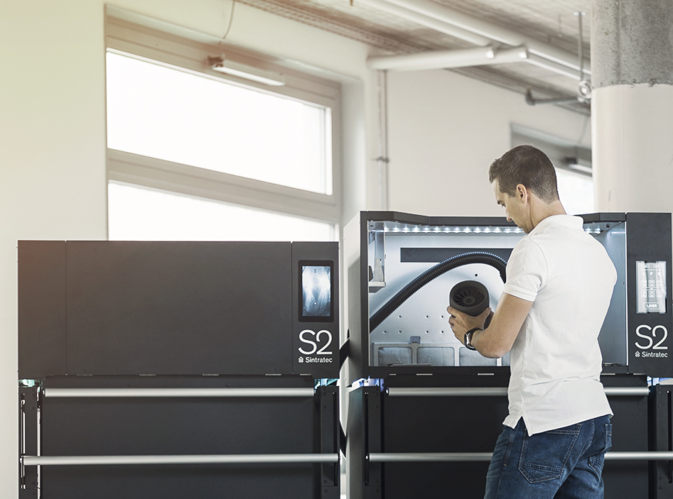 Sintratec AG - SLS 3D Printer Manufacturer from Switzerland